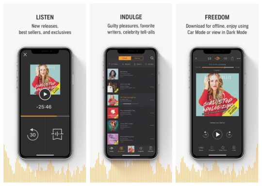 Audible for iOS