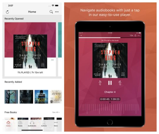 Kobo app for iOS - ebooks and audiobooks