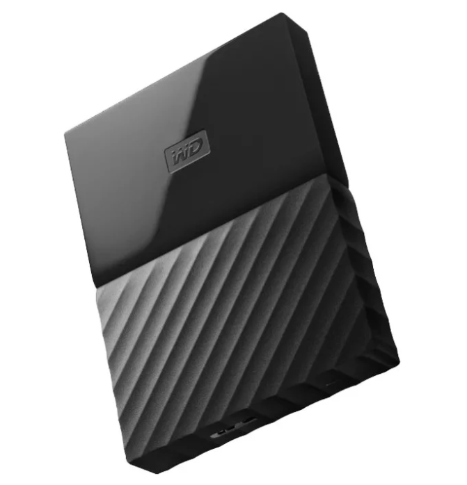 Western Digital My Passport 4 TB (WDBUAX0040B)