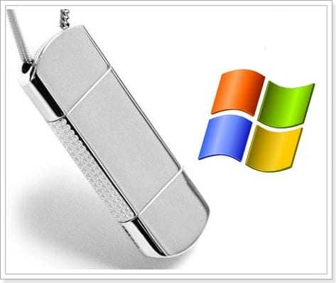 Ошибки при установке Windows XP с флешки