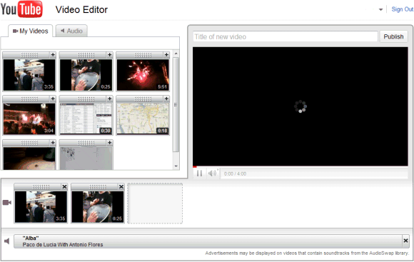free youtube video editor for windows