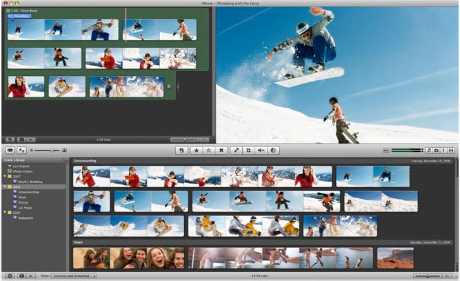 youtube video editor for mac