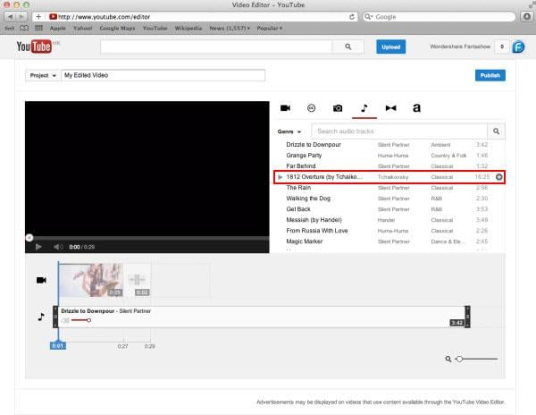 youtube video editor tip