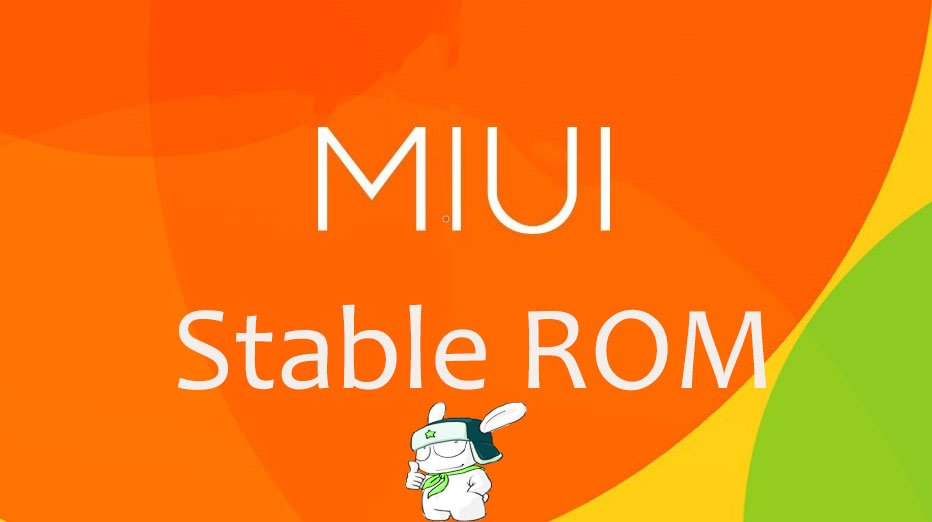 Miui Stable ROM